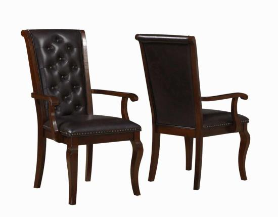 DINING ARM CHAIR (Pack of 2)
