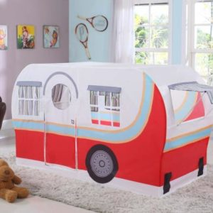 TWIN CAMPER BED